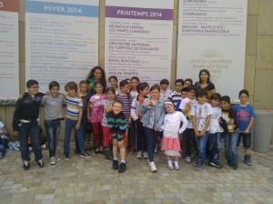 Sortie concert au grand théâtre de provence