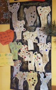 L'arbre aux boutons