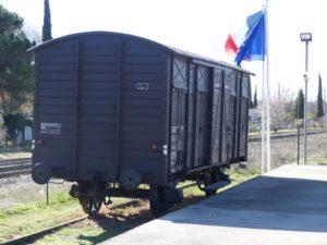 Wagon du Souvenir du Camp des Milles